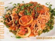 Spaghete frutti di mare