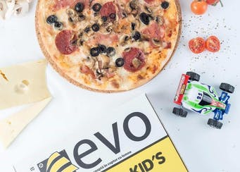 Kid's Pizza