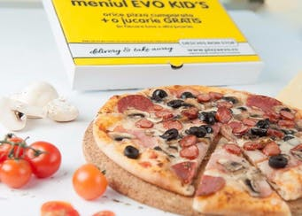 Kids's Pizza