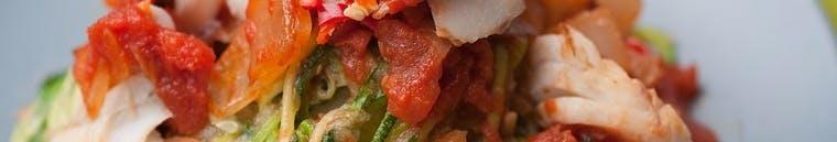 Zasmażane makarony i ryż - skomponuj tak jak chcesz