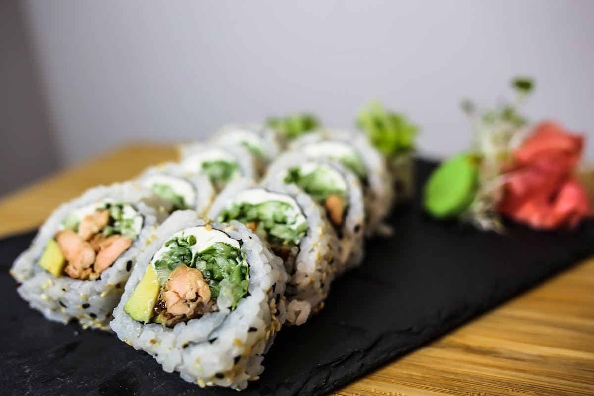 CALIFORNIA MAKI 5 SZT