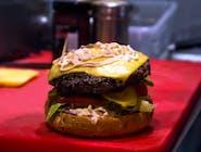 Burger Cheezas