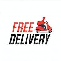 Darmowa dostawa / Free Delivery