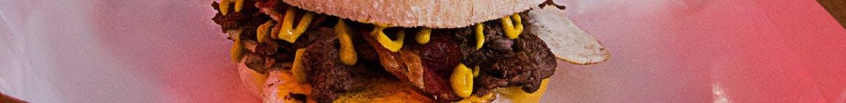 Burgery Texas Gigants