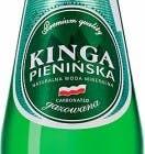 Woda gazowana Kinga Pienińska