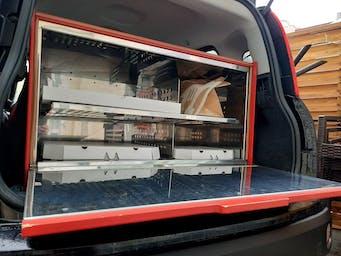 Nasz samochód wyposażony w podgrzewacz włoskiej firmy