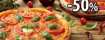 Pizza za pół ceny