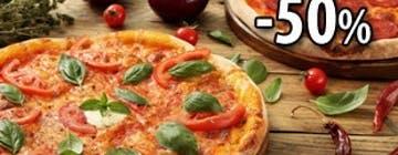 Pizza za pół ceny!!!