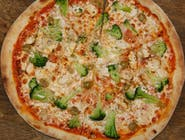 24. Pizza Pollo broccoli