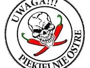 13. Pizza Będzie Piekło (UWAGA ! Pizza podawana wyłącznie w lokalu osobom powyżej 16 roku życia po podpisaniu stosownego oświadczenia przez osobę zamawiająca)