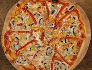 29. Pizza Vegentale due