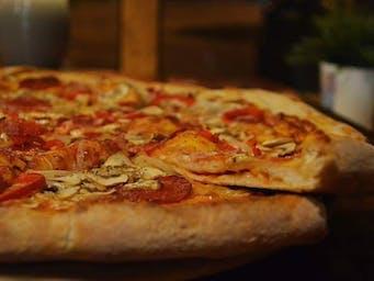 Pizza Doppio