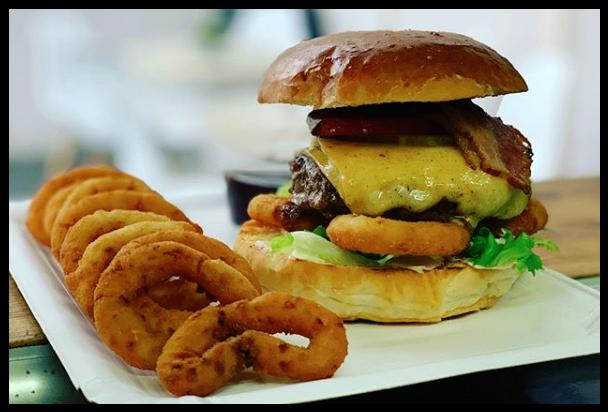 burger zamiast steka w Bielsku