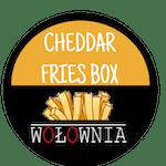 CHEDDAR FRIES BOX
