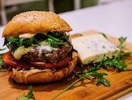 FULLburger z gorgonzolą