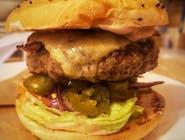 FULLburger na ostro