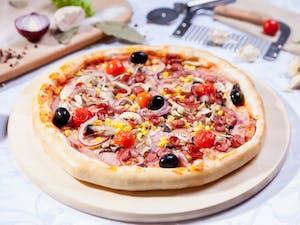 Bordură de brânză GRATIS la Pizza Cupidon (cu Bordură de Brânză)