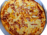 Pizza Afumicata