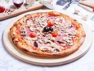 Pizza Quatro Stagoni - slim