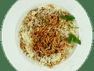Paste aglio, olio e peperonicini