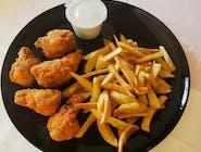 Ofertă Meniu Spicy Chicken Wings