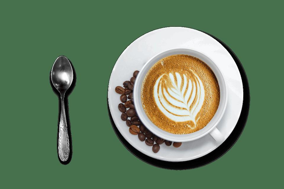 Świeżo mielonej kawy<br>lavazza