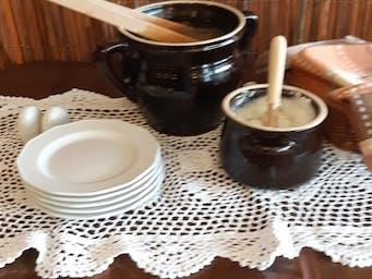 stół biesiadny - zapraszamy