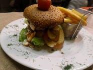 G7 Double Burger