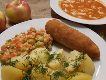 D 5 - Danie dnia z zupą