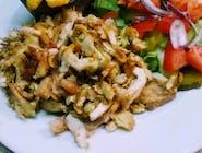 k2 Kebab Sułtan z frytkami
