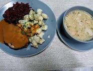 Z06 Karkówka z grilla + zupa
