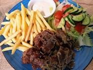 K2 Kebab sułtan