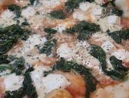 84. Spinaci e formaggio feta
