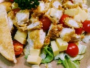 B2 Chicken salad