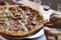Rabat na drugą dużą pizzę 15%