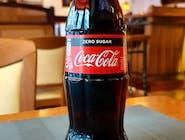 Coca Cola ZERO /0.33 Szklana butelka :)