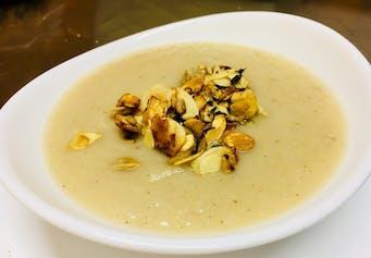 Zupa krem z białej cebuli