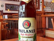Paulaner Hefe-Weißbier Naturtrüb- Pszeniczno-drożdżowe piwo warzone bez filtracji /500ml/