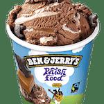 Ben & Jerry's Phish Food 500 ml - Lody czekoladowe z piankami, karmelem i cukierkami o smaku czekoladowym