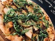 Pizza z gruszką