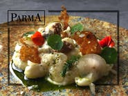 Gnocchi z gruszką i gorgonzolą