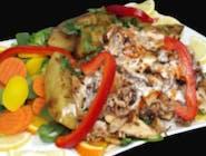 King Zestaw Kebab