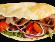 Kebab standard w rollo(pita)
