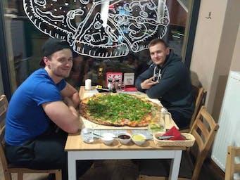 Największa pizza w mieście