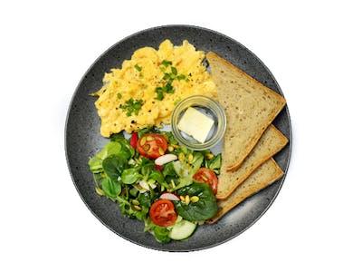 <b>Śniadanie z jajecznicą</b>