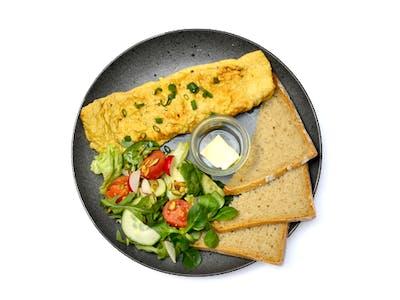 <b>Śniadanie z omletem </b>