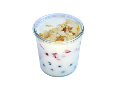 <b>Jogurt owocowy</b>