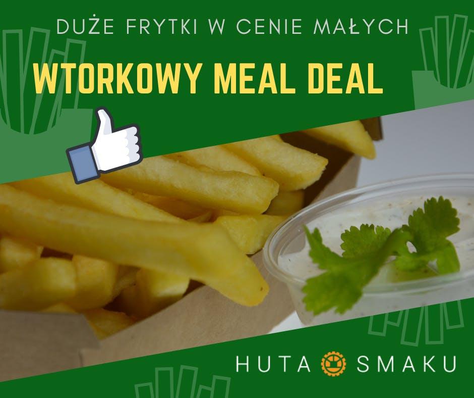 Wtorkowy Meal Deal