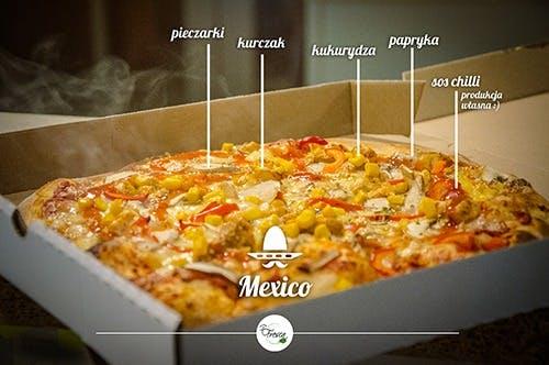5. MEXICO (polana sosem chili)