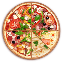 Druga pizza 50% taniej